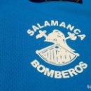 Coleccionismo deportivo: CAMISETA BOMBEROS SALAMANCA (CICLISMO). Lote 160679090