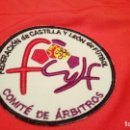 Coleccionismo deportivo: CAMISETA ÁRBITRO FEF (FEDERACIÓN DE CASTILLA Y LEÓN FÚTBOL) NUEVA. Lote 160683478