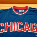 Coleccionismo deportivo: CAMISETA BEISBOL CLUB CHICAGO PLAYER ZAMBRANO. Lote 160685106