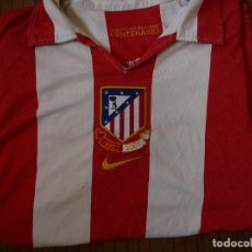 Coleccionismo deportivo: CAMISETA CENTENARIO ATLÉTICO DE MADRID 2003. TALLA M. Lote 161887146