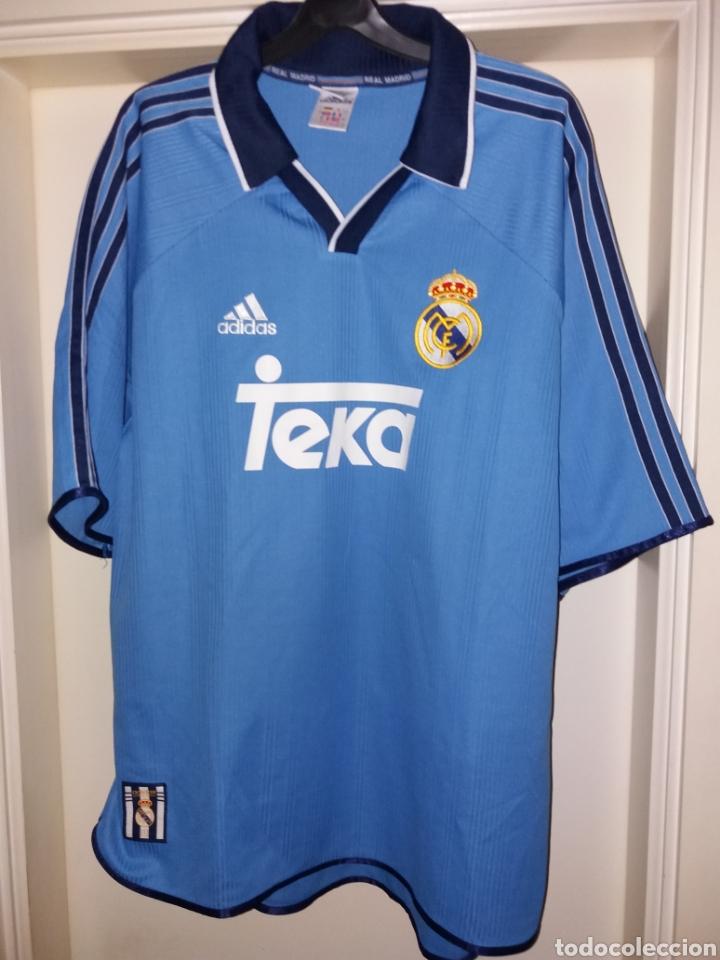 Adidas Camiseta Oficial Madrid Antigua Real Teka Rjc5L34AqS