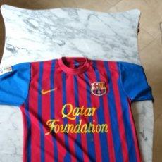 Coleccionismo deportivo: CAMISETA FC BARCELONA CESC FÁBREGAS LEER ANTES. Lote 164921000