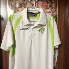 Coleccionismo deportivo - Camiseta Futbol Betis Kappa Entrenamiento - 164966866