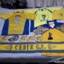 Coleccionismo deportivo: ANTIGUA COLECION CADIZ C.F. Lote 165117778