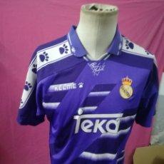 Coleccionismo deportivo: CAMISETA FUTBOL ORIGINAL KELME REAL MADRID TEKA. Lote 165441146