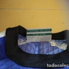 Coleccionismo deportivo: CAMISETA R. BETIS MARCA KAPPA AÑOS 90 (PUBLICIDAD INCECOSA - Nº 13 T. PRATS) . Lote 166007426