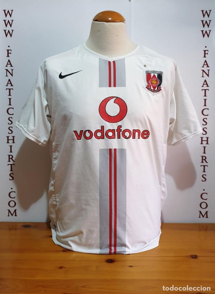 Futbol Diamondsjapon07 Camiseta 08 Red Nike Urawa y0OwN8nvm