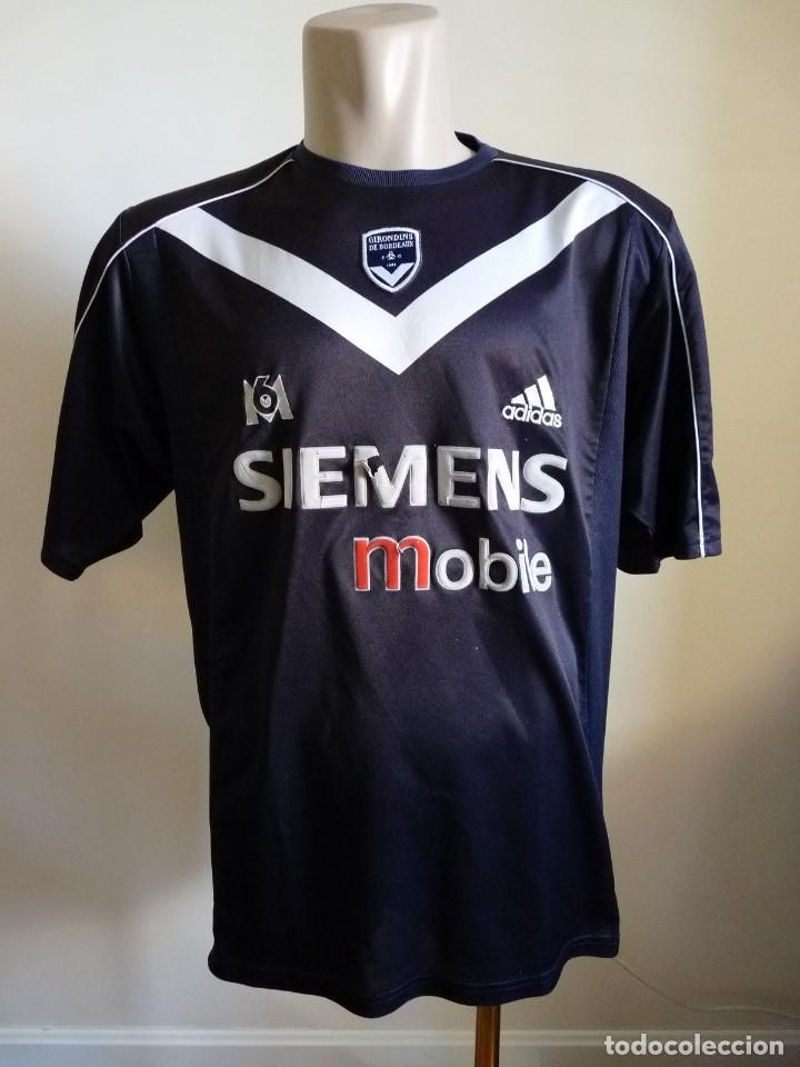 fast delivery new collection genuine shoes Camiseta Adidas Girondins de Bordeaux
