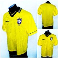 Coleccionismo deportivo: CAMISETA SELECCIÓN BRASIL 1994. Lote 168168288