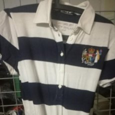 Collectionnisme sportif: NEW ZEALAND POLO S JERSEY RUGBY . Lote 168992068