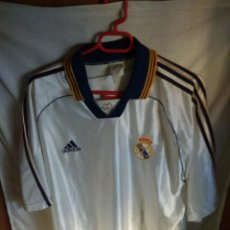 Coleccionismo deportivo: ORIGINAL | FUTBOL | TALLA L | CAMISETA | REAL MADRID. Lote 169289004