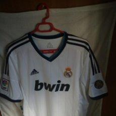 Coleccionismo deportivo: ORIGINAL | FUTBOL | TALLA L | CAMISETA | REAL MADRID. Lote 169301056