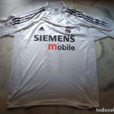 Coleccionismo deportivo: CAMISETA REAL MADRID OWEN 11 TALLA L. Lote 169440552