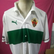 Coleccionismo deportivo: CAMISETA FUTBOL ORIGINAL PUMA ELCHE CF.. Lote 169595272