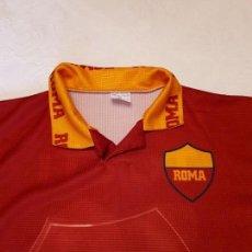 Coleccionismo deportivo: CAMISETA DE FUTBOL LA ROMA - TOTTI 10. Lote 169683748