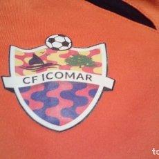 Coleccionismo deportivo: SUDADERA CF ICOMAR. Lote 169760632
