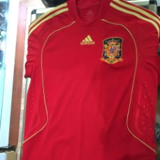 Coleccionismo deportivo: ANTIGUA CAMISETA ESPAÑA ADIDAS. Lote 170066628