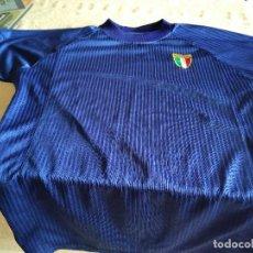Coleccionismo deportivo: C-FR1GB2 CAMISETA DE FUTBOL DE ITALIA NO APARECE TALLA NI MARCA PARECE MEDIANA VER FOTOS. Lote 170432488