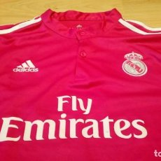 Coleccionismo deportivo: CAMISETA VINTAGE REAL MADRID . Lote 171235340