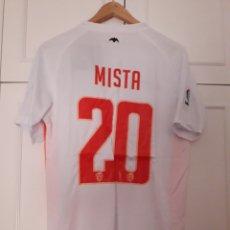 Coleccionismo deportivo: CAMISETA CASA RETRO VALENCIA CF TALLA L. MISTA. Lote 194924393