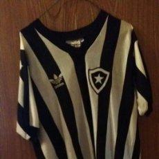 Coleccionismo deportivo: MATCH WORN SHIRT CAMISETA BOTAFOGO DE BRASIL USADA POR ALEMAO. Lote 205652013