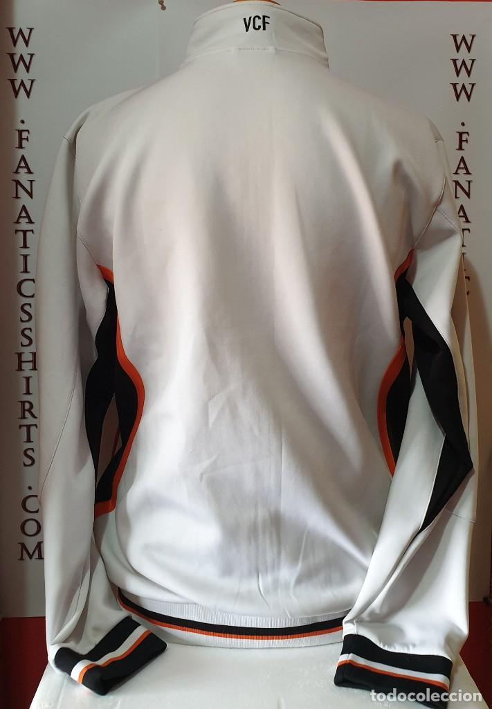 Coleccionismo deportivo: Chaqueta Chandal valencia C.F 2011-2012 Joma - Foto 3 - 171999295