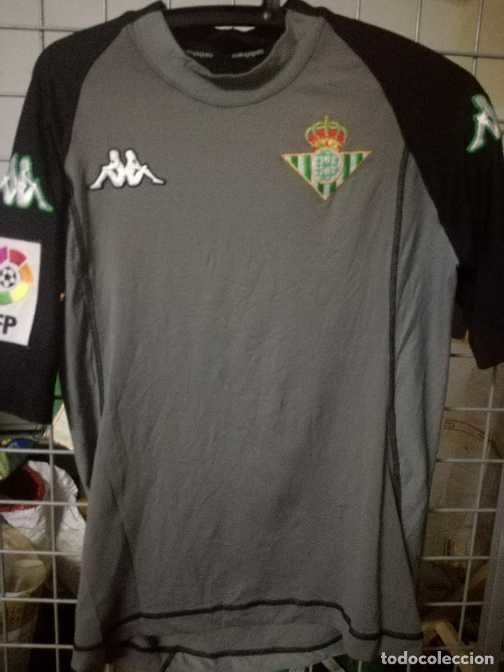 Real Betis M Camiseta Futbol Football Shirt Fussball Trikot