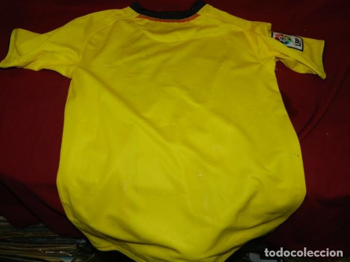 Coleccionismo deportivo: (M) Camiseta Oficial FC Barcelona Temporada 2008 - 2009 Firmada Por Andrés Iniesta, Xavi Hernández, - Foto 9 - 172746790