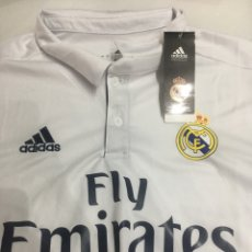 Coleccionismo deportivo: CAMISETA POLO REAL MADRID ADIDAS NUEVA CON ETIQUETA. Lote 173085050