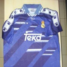Coleccionismo deportivo: ANTIGUA CAMISETA REAL MADRID - KELME. Lote 173399242