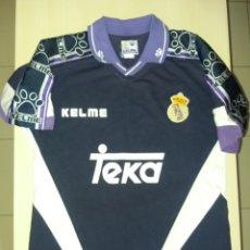 Coleccionismo deportivo: ANTIGUA CAMISETA REAL MADRID - KELME - TALLA M. Lote 173399658