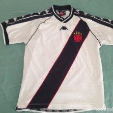 Coleccionismo deportivo: CAMISETA VASCO GAMA KAPPA. M. Lote 173437198