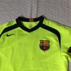 Coleccionismo deportivo: CAMISETA NIKE FC.BARCELONA PERUJO 17 TALLA XL. Lote 174206229