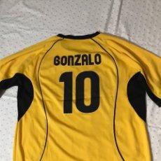 Coleccionismo deportivo: CAMISETA FORWARD TALLA L GONZALO 10. Lote 174207182