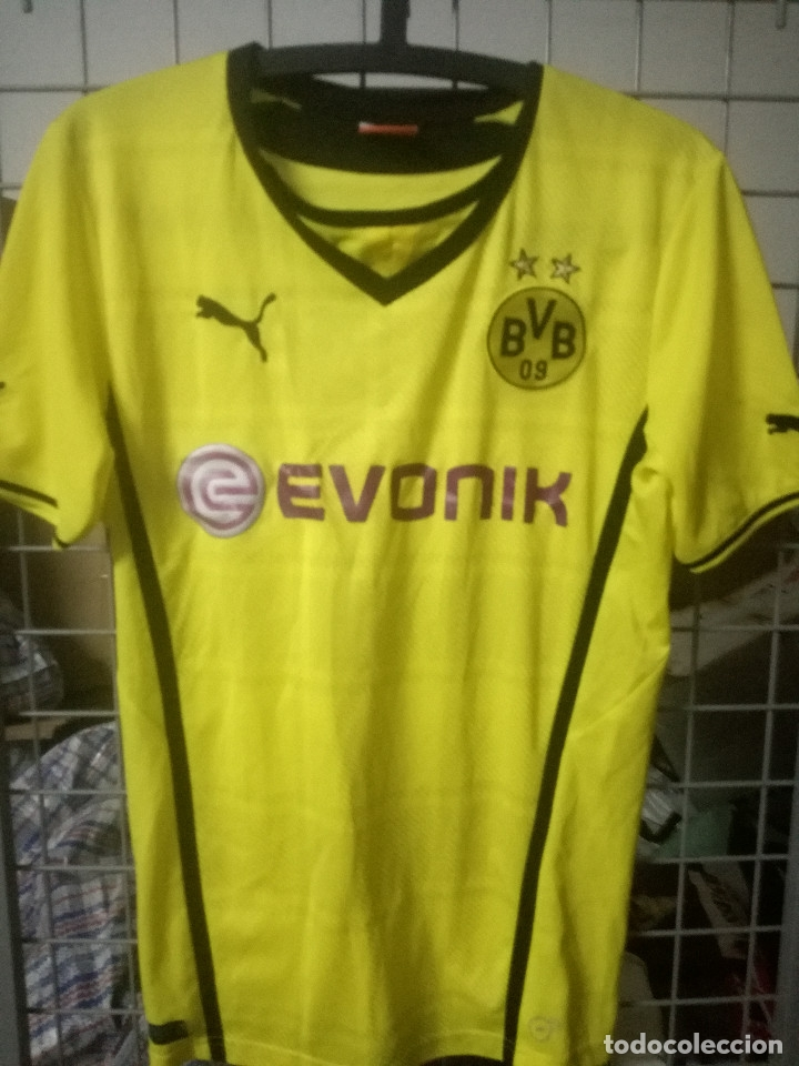 reputable site 05859 bdc33 Borussia Dortmund S Camiseta futbol football shirt