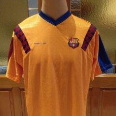 Coleccionismo deportivo: CAMISETA FUTBOL FC BARCELONA. WEMBLEY 1992. PRODUCTO OFICIAL.. Lote 175050215