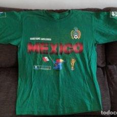 Coleccionismo deportivo: CAMISETA DE ALGODON FRANCE 98, LA COPA DEL MUNDO. MEXICO. . Lote 176410787