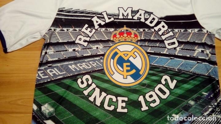CAMISETA REAL MADRID (PRODUCTO OFICIAL) TEMPORADA 2015/2016 (Coleccionismo Deportivo - Ropa y Complementos - Camisetas de Fútbol)