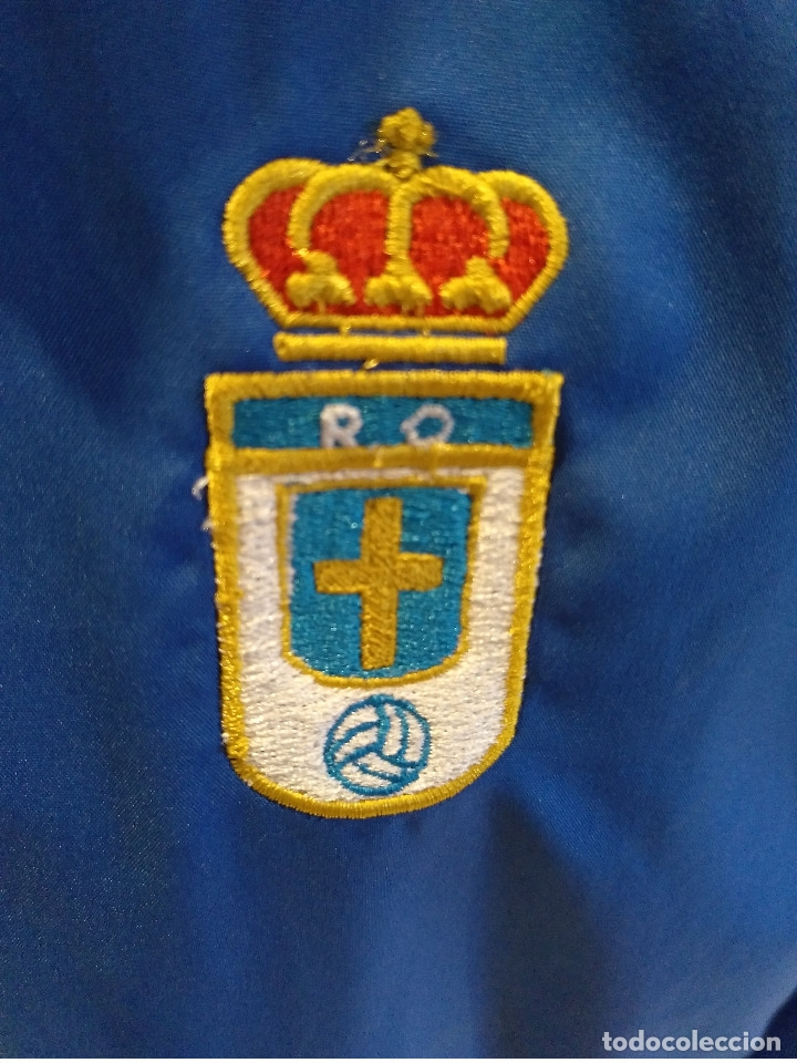 Rítmico Señal Bosque  chaqueta futbol real oviedo nike. talla xl 188c - Comprar Camisetas de  Fútbol en todocoleccion - 176495458