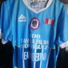 Collectionnisme sportif: FC REAL LIBERTAD PERU EQU M CAMISETA FUTBOL FOOTBALL SHIRT . Lote 176679177