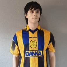 Coleccionismo deportivo: EVERTON FC 1996-1997 AWAY DANKA CAMISETA FUTBOL UMBRO. Lote 176816783