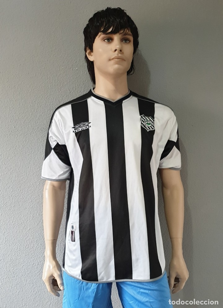 Nº10 FIGUEIRENSE (BRASILEIRAO) 2002-2003 CAMISETA FUTBOL UMBRO (Coleccionismo Deportivo - Ropa y Complementos - Camisetas de Fútbol)