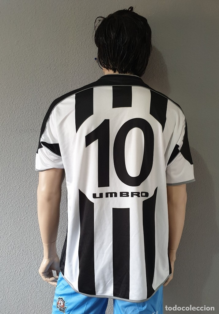 Coleccionismo deportivo: Nº10 Figueirense (Brasileirao) 2002-2003 Camiseta Futbol umbro - Foto 4 - 176926258