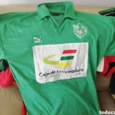 Coleccionismo deportivo: CAMISETA CP CACEREÑO FINALES AÑOS 80. TALLA L. NUMERO 11. Lote 177046445
