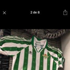 Coleccionismo deportivo: CAMISETA BETIS KAPPA ANTIGUA. Lote 177641132