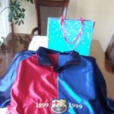 Coleccionismo deportivo: FC BARCELONA. CENTENARIO 1999. TALLA XL.. Lote 178160780