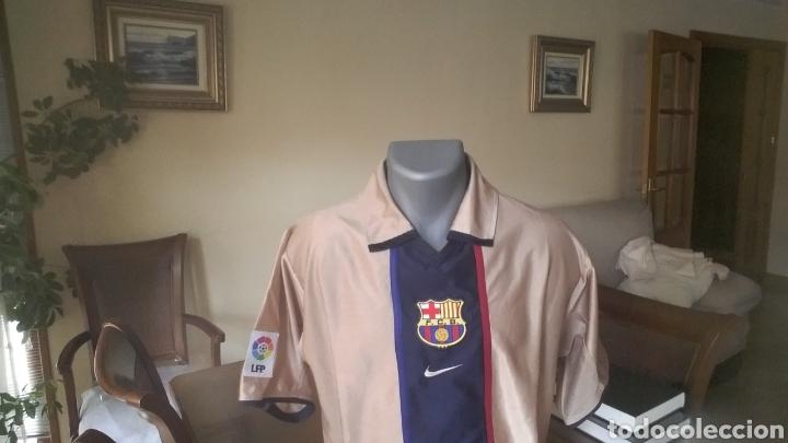 Coleccionismo deportivo: FC Barcelona . Lote 10 camisetas. Simbólicas y peculiares. - Foto 2 - 178246482