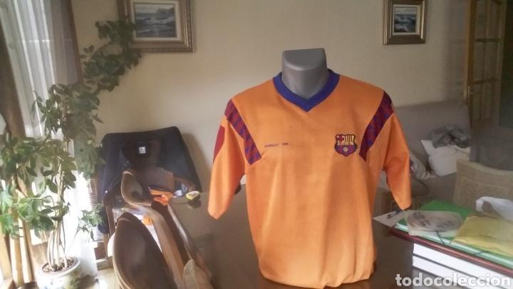 Coleccionismo deportivo: FC Barcelona . Lote 10 camisetas. Simbólicas y peculiares. - Foto 3 - 178246482