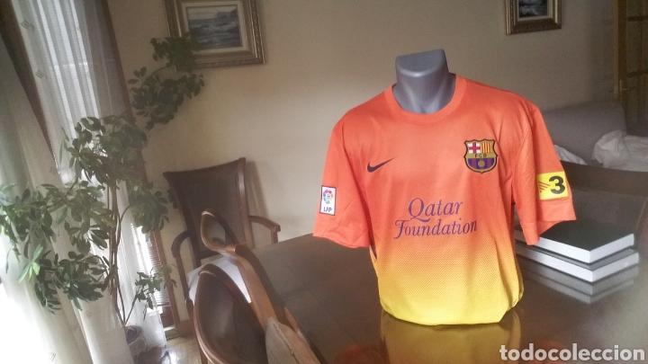 Coleccionismo deportivo: FC Barcelona . Lote 10 camisetas. Simbólicas y peculiares. - Foto 5 - 178246482