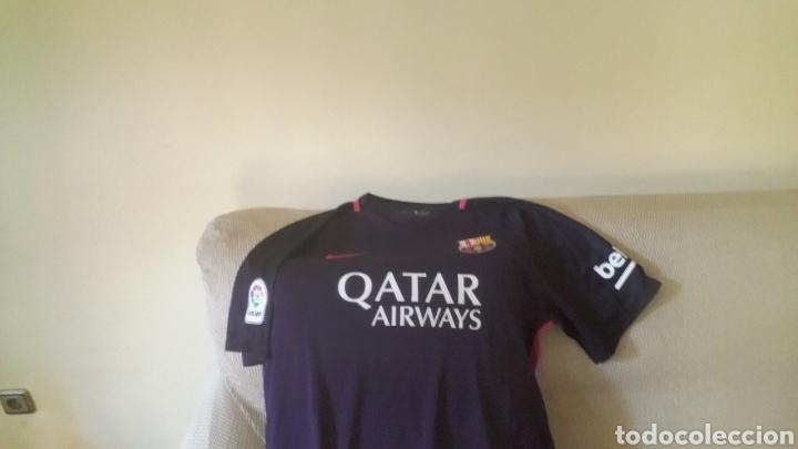Coleccionismo deportivo: FC Barcelona . Lote 10 camisetas. Simbólicas y peculiares. - Foto 9 - 178246482